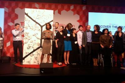 TEDx Amsterdam Women 2014