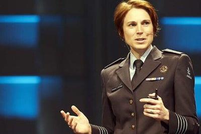 Colonel Elanor Boekholt O\'Sullivan