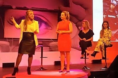 TEDx Amsterdam Women Startup